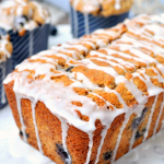 Irresistible Blueberry Oatmeal Bread