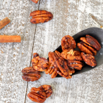 Chai Spiced Pecans Recipe