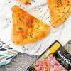 Easy Calzone Recipe: Ham, Egg and Cheese Breakfast Calzones
