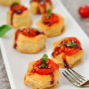Mini Caprese Appetizer