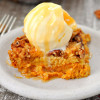 Chocolate Pumpkin Dump Cake Recipe