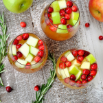 Festive Holiday Sangria