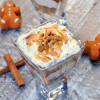 Gingerbread Cheesecake Trifle #ChristmasSweetsWeek