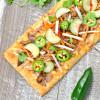 Pork Banh Mi Flatbread Pizza