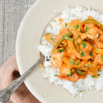 Peanut Butter Pumpkin Curry