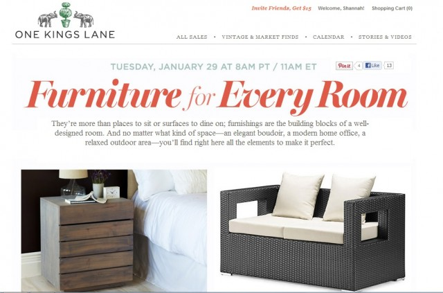 OKL Furniture Sale