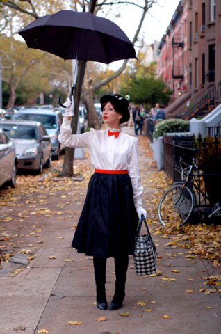 Keiko Lynn - Mary Poppins