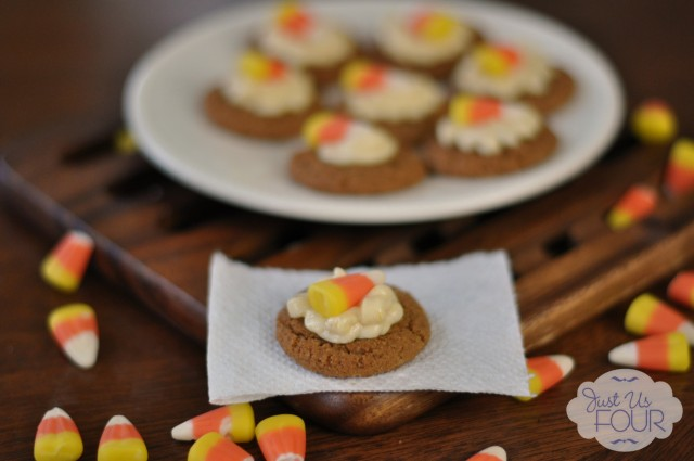 Pumpkin Gingersnap on Napkin_wm