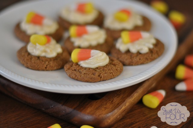Pumpkin Gingersnap on Plate_wm