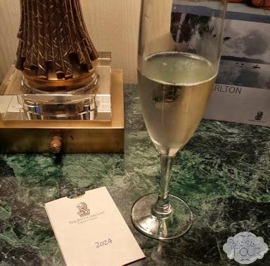 Ritz Carlton Champagne Greeting_wm