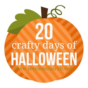 20 Crafty Days of Halloween