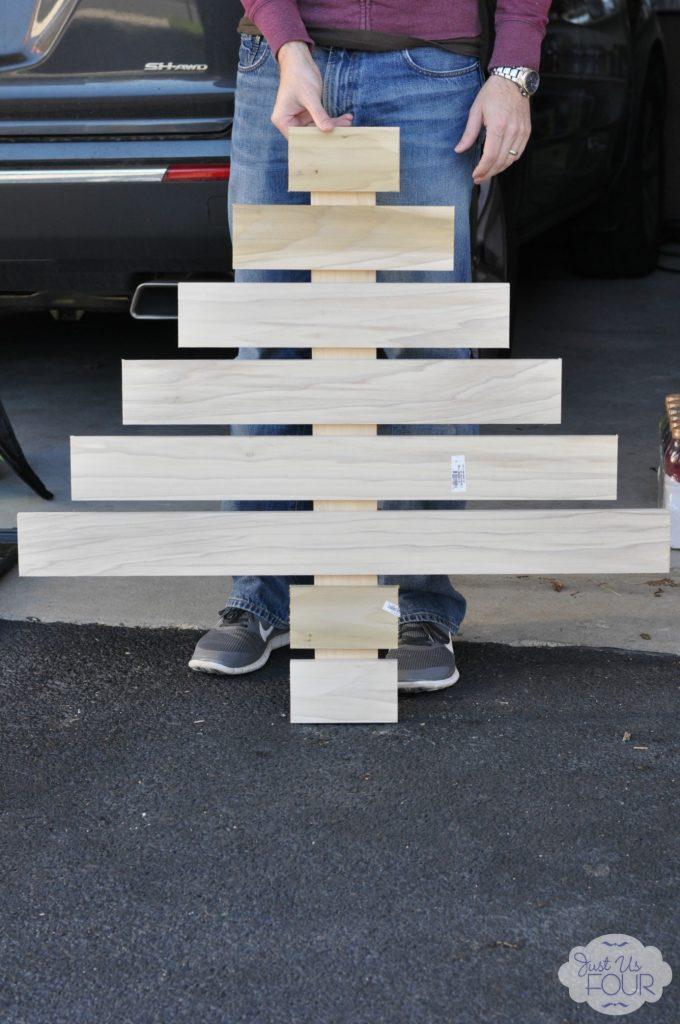 Advent Tree put together_wm