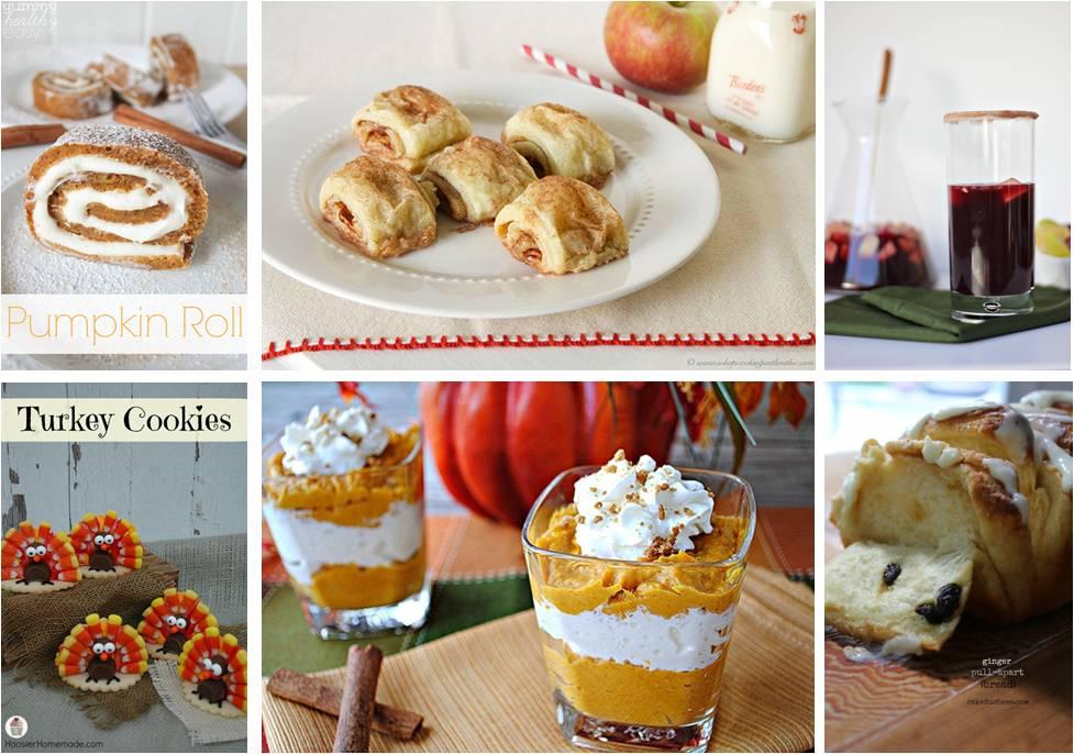 Desserts Collage 1