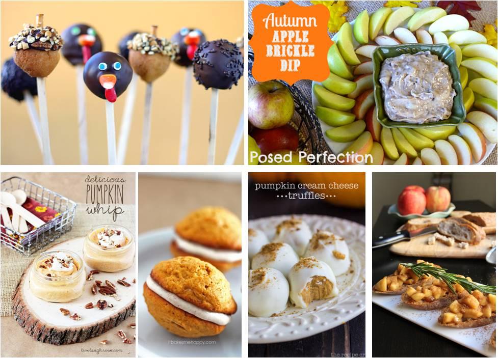 Desserts Collage 2