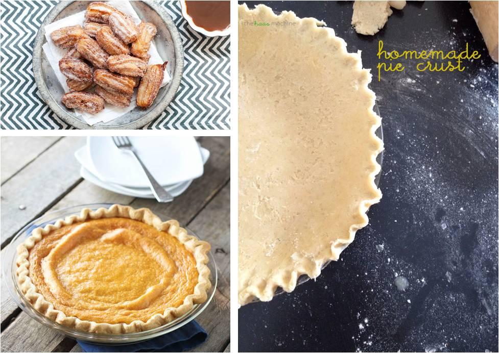 Desserts Collage 3