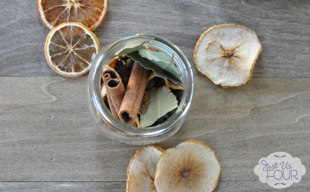 Dried Fruit Potpourri