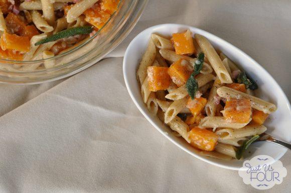 Sage Butternut Squash Pasta Healthy