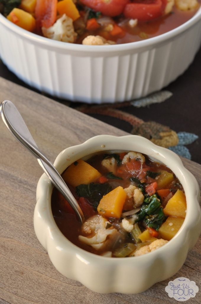 Vegetable Quinoa Soup with Large Bowl_wm
