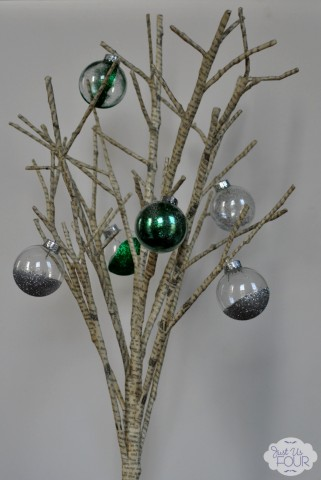 Glittered Ornaments on Tree_wm