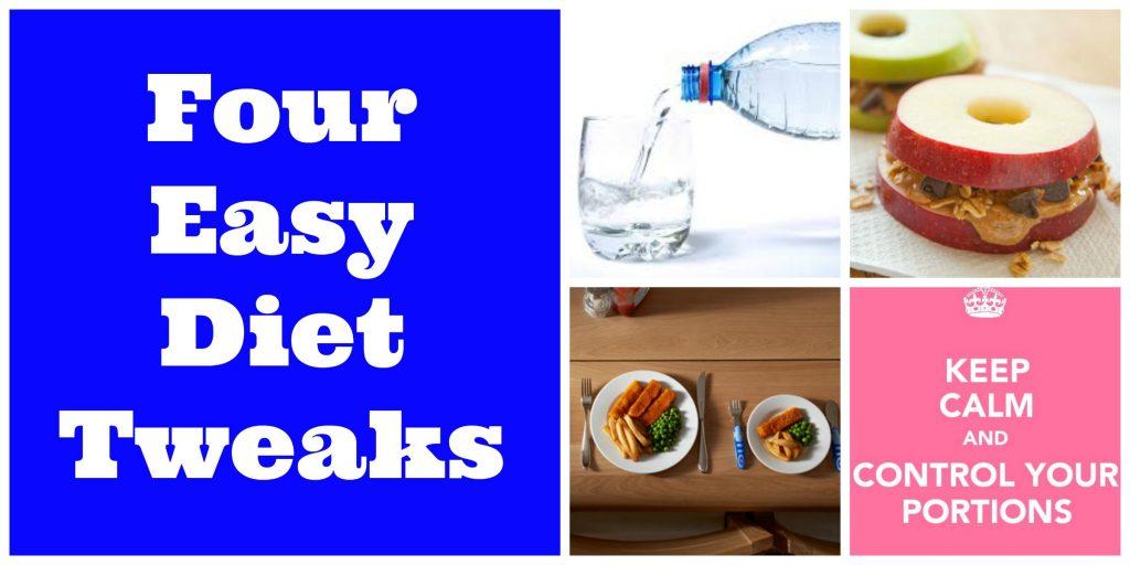 Four Easy Diet Tweaks