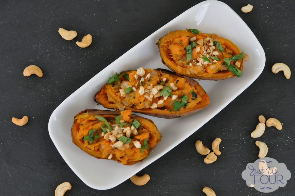 Indian Spiced Sweet Potatoes Top View_wm