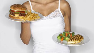 healthy-food-versus-unhealthy-food