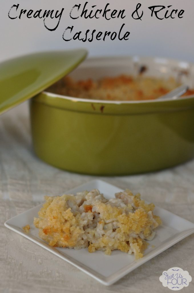 #shop Cream Chicken and Rice Casserole with label_wm