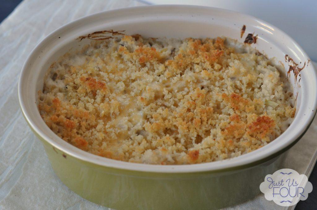 shop Creamy Chicken and Rice Casserole #JustAddTyson #cbias