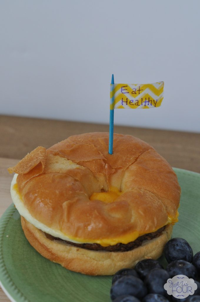Jimmy Dean Breakfast Delight with Flag_wm