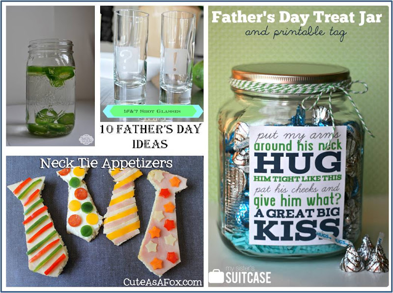 Ten Handmade Gift Ideas for Dad
