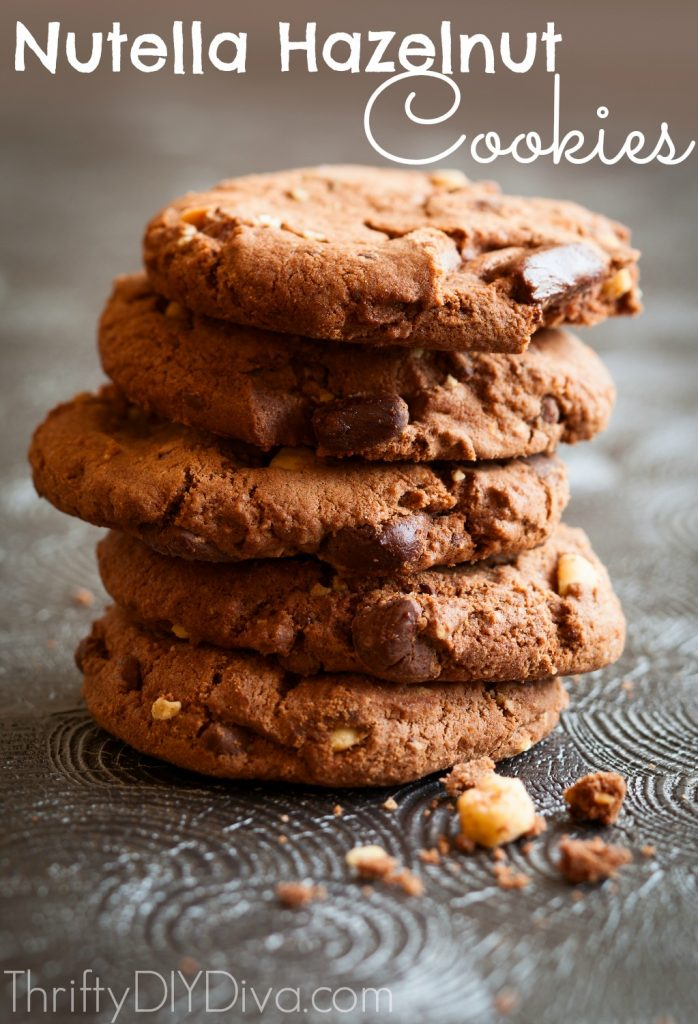 Nutella-Hazelnut-Cookies-