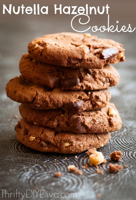 Nutella-Hazelnut-Cookies-