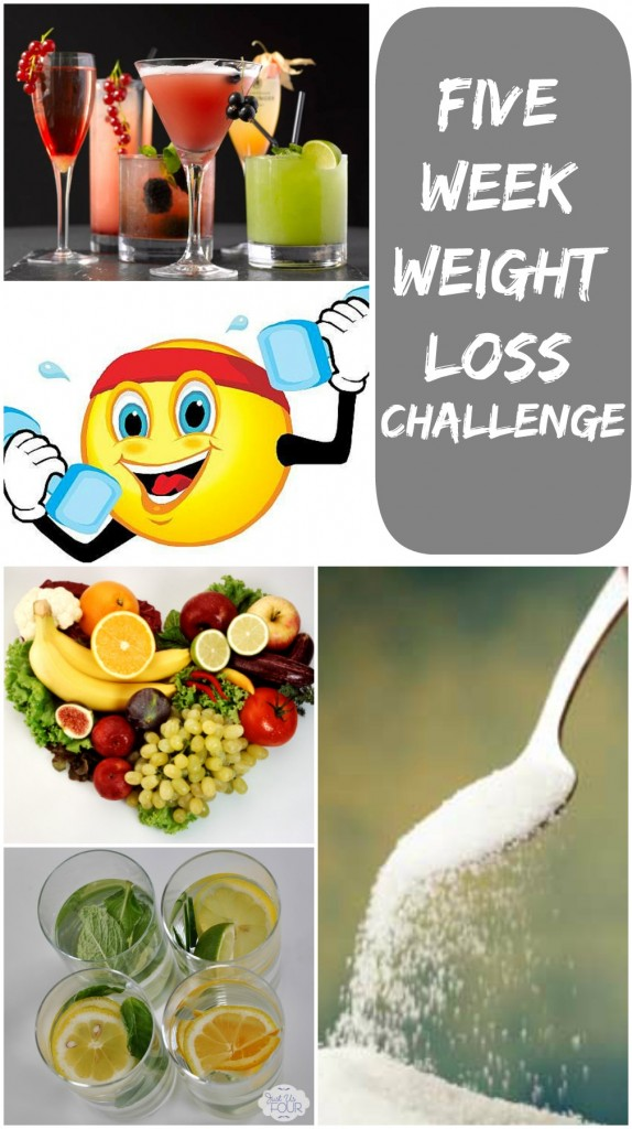 A five week weight loss competition where you compete with friends. Great motivation to get healthier.