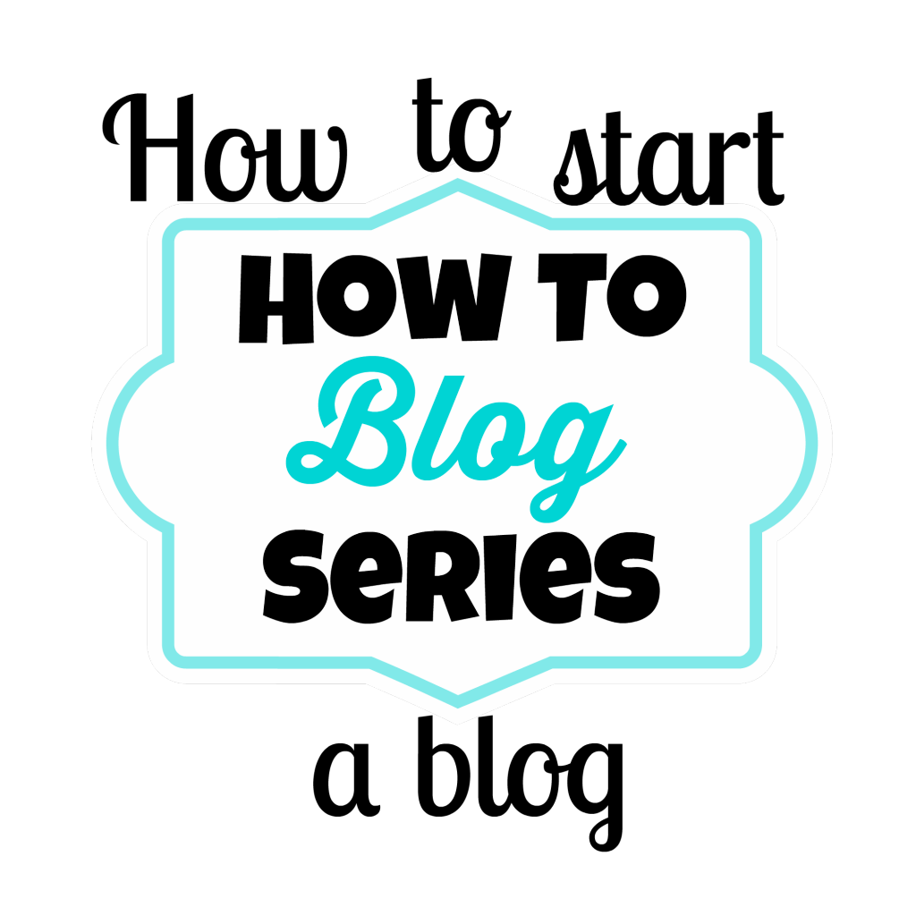 how to blog logo