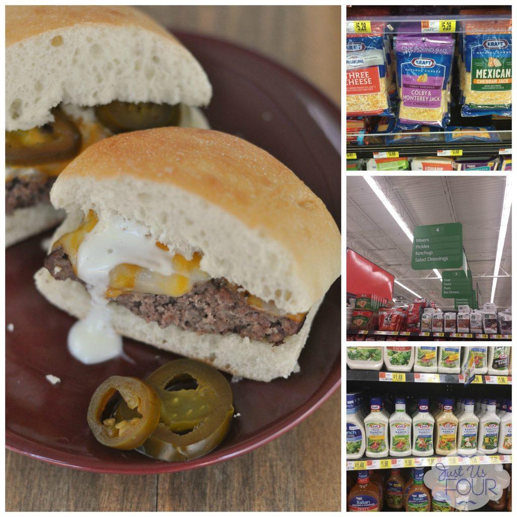 Jalapeno Ranch Colby Cheeseburger