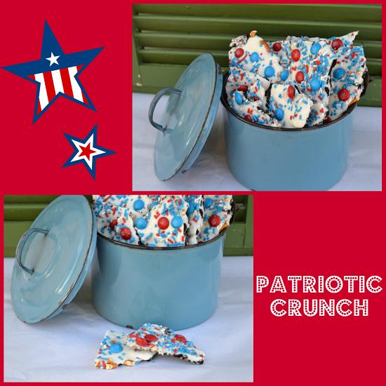 15 - Itsy Bitsy Paper Blog - Patriotic Crunch