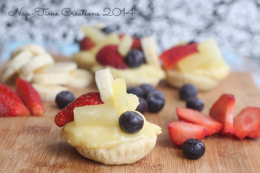 19 - Nap-Time Creations - Spring Fruit Tart