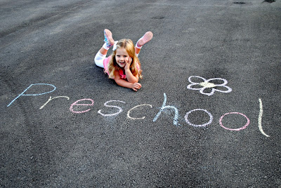 06 - Three Scoops of Love - Back to School Chalk Idea