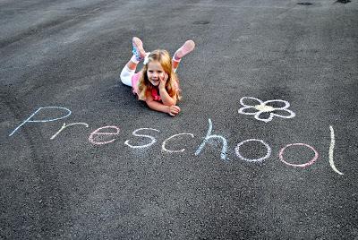 06 - Three Scoops of Love - Back to School Chalk Idea