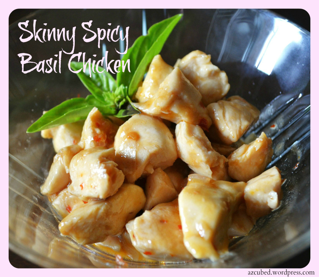 11 - Domestic Superhero - Skinny Basil Chicken