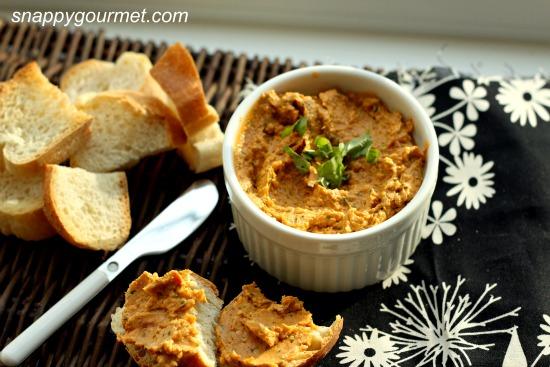 14 - Snappy Gourmet - Sundried Tomato Basil Spread