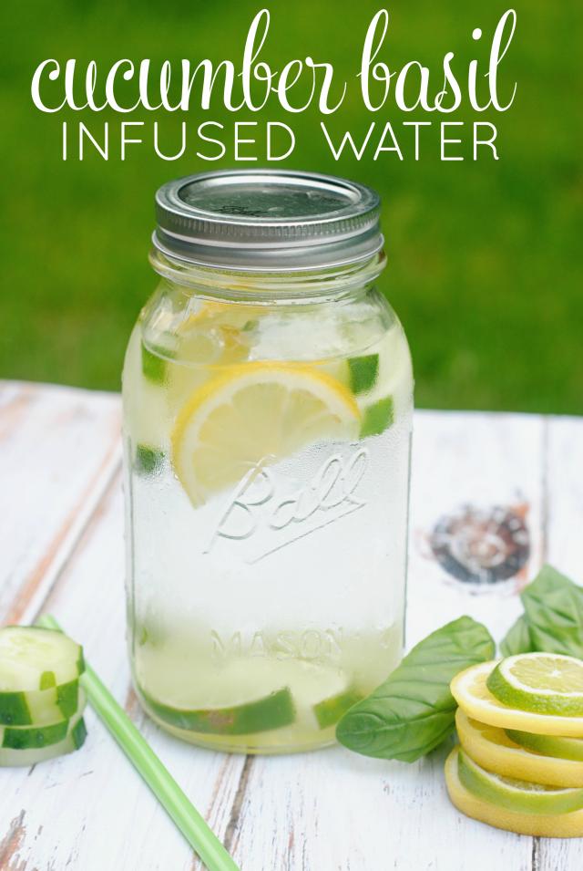 21 - Krystal Kitsch - Cucumber Basil Water