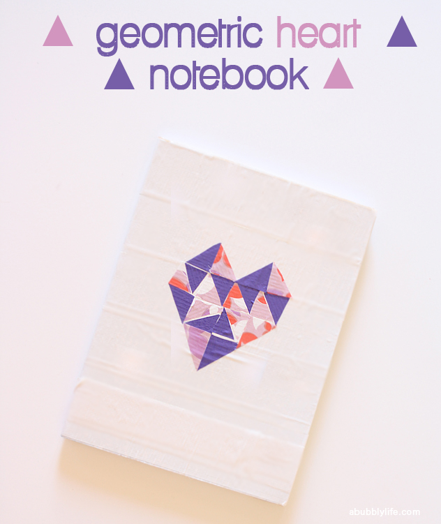 03 - A Bubbly Life - Back to School Notebook Makeover