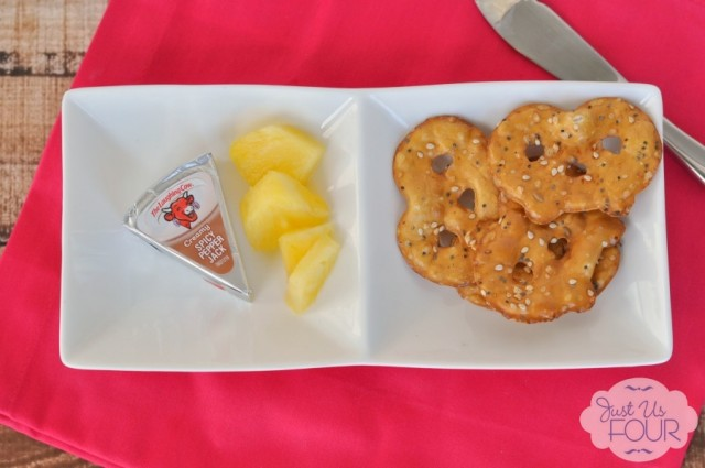 Create the perfect snack by pairing Laughing Cow wedges with your favorite ingredients.