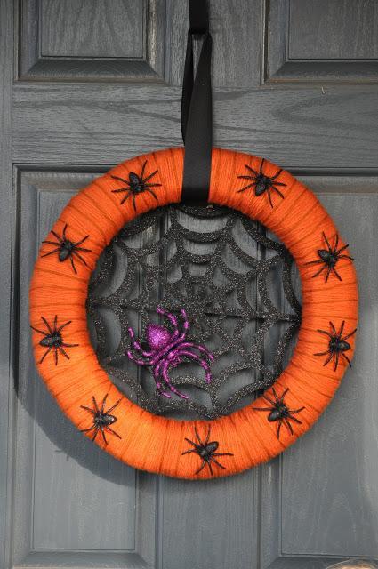 01 - Just Us Four - Spider Wreath