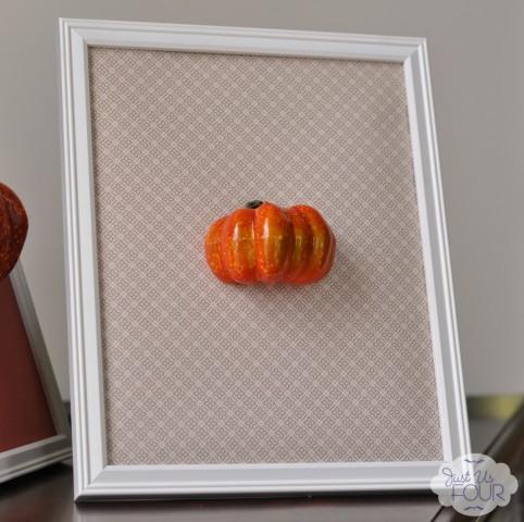 02 - Just Us Four - 3D Pumpkin Art