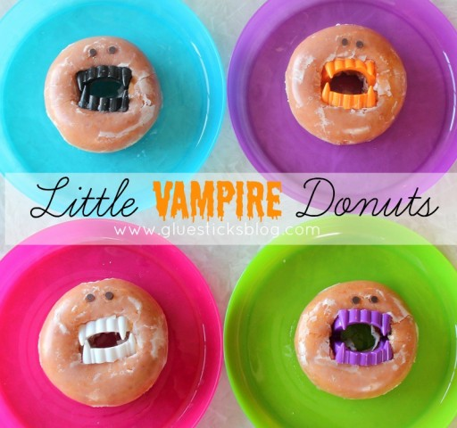 05 - Gluesticks - Little Vampire Donuts