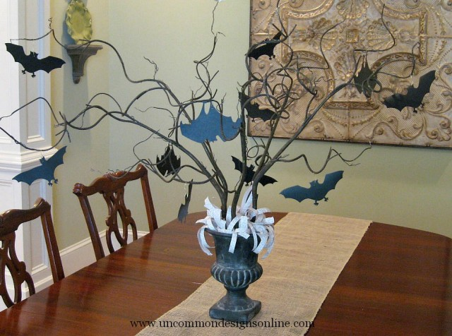 08 - Uncommon Designs - Paper Bat Tree