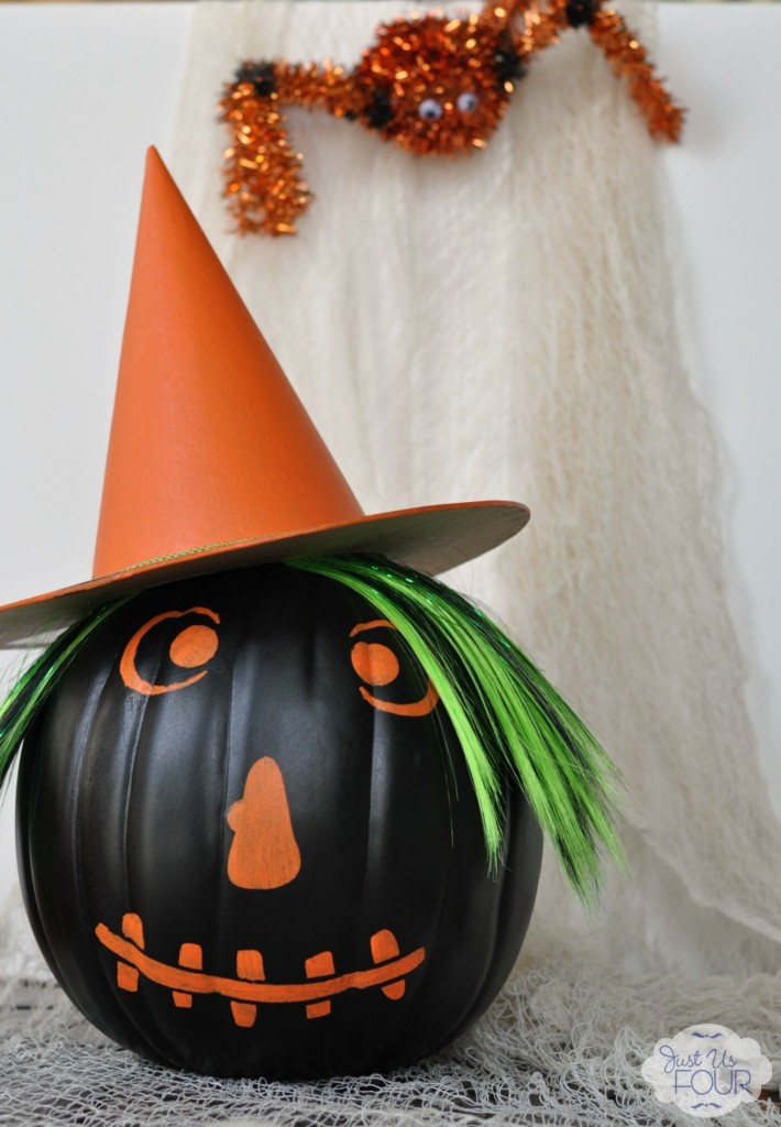 09 - Just Us Four - Witch Pumpkin
