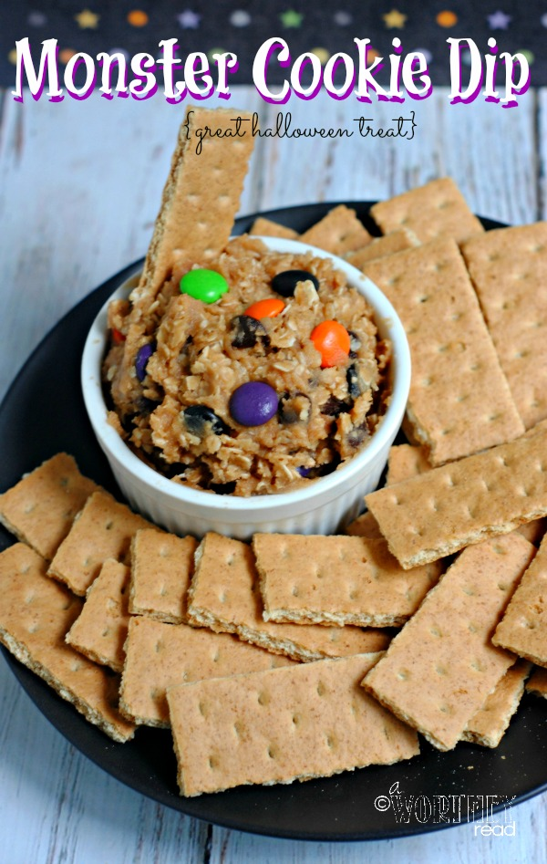 15 - A Worthey Read - Monster Cookie Dip